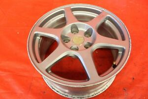 03 05 Mitsubishi Lancer Evolution 8 Gsr Oem Enkei Wheel 17x8 38 Evo8 523 1 4