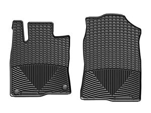 Weathertech All weather Floor Mats For Honda Civic 2016 2019 Black