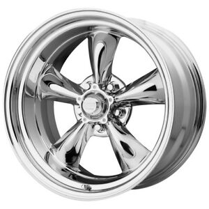4 14 Inch 14x7 Ar Vn615 Torq Thrust Ii 5x114 3 5x4 5 0mm Chrome Wheels Rims