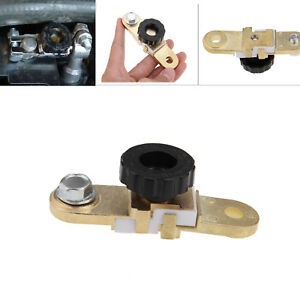 Side Mount Battery Master Terminal Disconnect Quick Cut Off Safety Switch