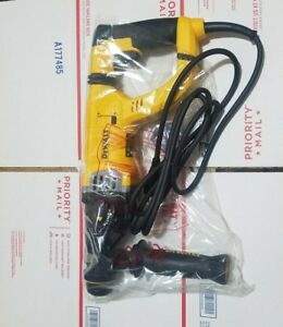 Dewalt D25263k D handle 1 1 8 Sds Rotary Hammer Kit