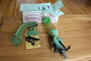 Redding Model #3 Master Powder Measure with stand