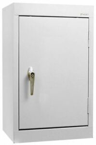 Sandusky Lee Wall Mount Storage Cabinet Steel Powder Coated Wa11181226 05