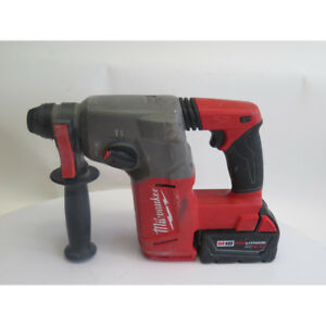 Milwaukee M18 Fuel 1 Sds Plus Rotary Hammer 2712 20