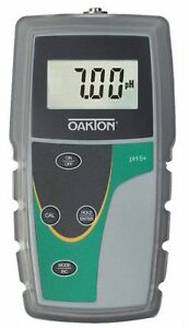 Oakton Water Meter Ph 5 Includes 4 Batteries Wd 35613 50
