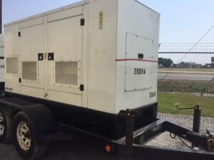 Used Cat Xq60 Generator Set