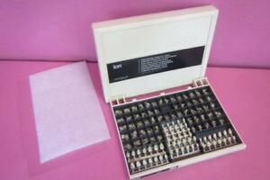 3m Ion Polycarbonate Temporary Dental Crown 180pc Complete Set New 3 Available