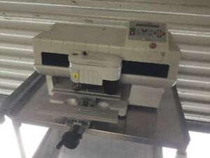 Gravograph Hermes Is200 Engraver Gravograph Engraving Machine For Jewelry