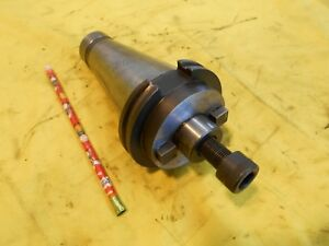 Nmtb 50 Taper X 1 1 4 Face Mill Arbor Milling Machine Tool Holder Universal Usa