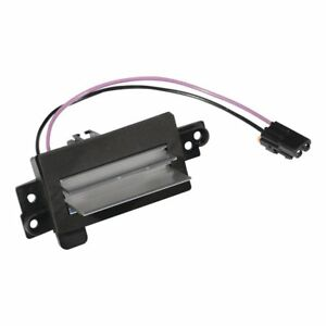 Replacement For Chevy Chevrolet Gmc Ac Blower Control Module 1580567 93803636