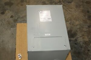 New Ge 25 Kva Transformer 9t21b9202 240v To 120 1 P 3 R