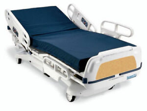 Stryker Secure Ii Hospital Medical Surgical Patient Bed