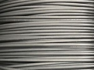 18 Gauge Primary Wire Gray 2500 Ft Awg Stranded Copper Power Ground Mtw