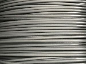 18 Gauge Primary Wire Gray 100 Ft On A Reel Awg Stranded Copper Power Ground Mtw