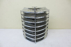 Nos Nors 1937 Oldsmobile Coupe Sedan Convertible Front Grille Grill Trim New