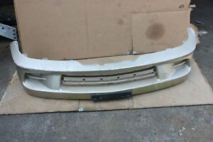 Front Bumper Assy Mitsubishi Mirage 97 98 99 00 01 02 2 Dr Without Fog Lamps