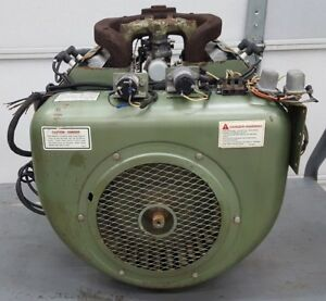 Wisconsin Vh4d 4 Cylinder Propane gas Engine
