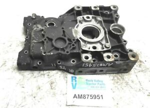 Cover Transaxle Front