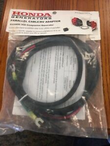 Honda Generators Parallel Cable rv Adapter 08e92 New In Open Package
