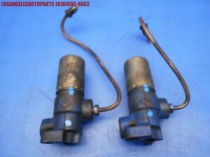 79 86 Porsche 928 Brake Master Cylinder Pressure Regulator Proportioning Valves