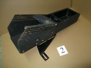 98 11 Ford Crown Victoria Police Center Console 2 Crown Vic Pro Copper Holder