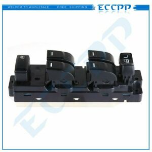 Power Window Switch For 2004 2012 Chevy Colorado Crew Cab Gmc Canyon Driver Side