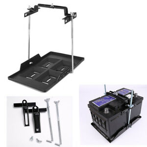 Good Bearing Capacity Durable 35 5x20cm Car Battery Fixed Tray Hold Down Clamp