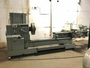 Engine Lathe leblond 16 Sliding Bed Gap Heavy Duty Lathe