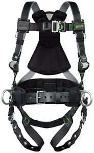 Safety Harnes Miller Revolution Harness With Dualtech Webbing 2599124