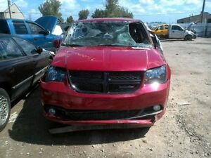 Caravan 2016 Independent Rear Suspension Assembly 233627
