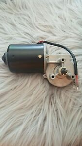 10mm 2 flat Shaft Reversible Electric Gear Motor 12v Dc 50 Rpm Gearmotor