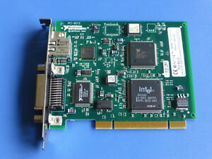 National Instruments Pci 8212 Ni Gpib Interface Card W Ethernet Port