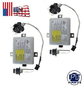 2 Set For Acura Tl Tl S Tsx Factory Xenon Hid Headlight Ballast