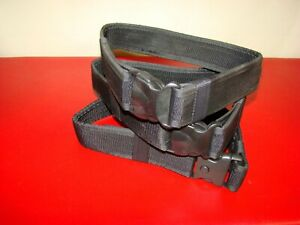Police Fire Ems Tactical Nylon Duty Belt 2 Inches Wide Size S 26 29 Adjustable