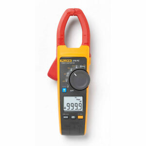Fluke 376 Fc 1000 Amp Ac Dc True Rms Clamp Meter With Iflex Probe Bluetooth