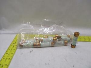 Shawmut 25050 Class K5 Fuse 250v 50amp lot Of 10