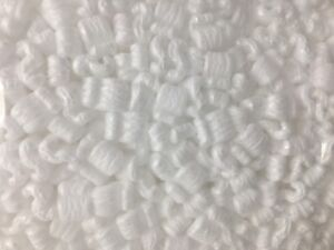Lot Of 3 Bags Free Shipping Loose Fill Packing Peanuts 20 Cubic Feet 150 Gallon