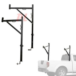 Universal Truck Pick Up Contractor Ladder Rack Carrier Hauling Gear 250lb Cap