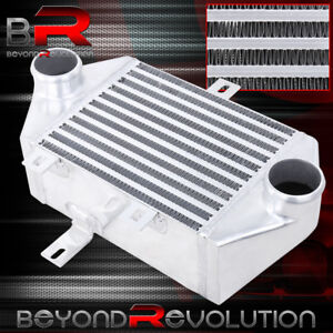 Performance Turbo Side Mount Aluminum Intercooler For 1989 1995 Toyota Mr2 3sgte