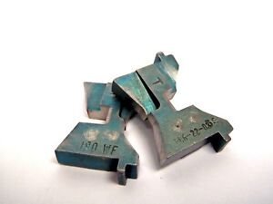 Semtorq Fc6 22 035 190 Blades Set Of 2 For Tip Dresser Cutter Welder