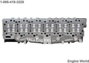 New Caterpillar Cat C15 Acert Cylinder Head With Valves valve Spring 1 2 Yr Wnty