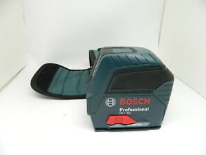 Bosch Self leveling Cross line Laser With Pulse Gll 50 Professional