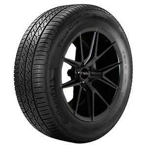 195 65r15 Continental True Contact 91t Bsw Tire