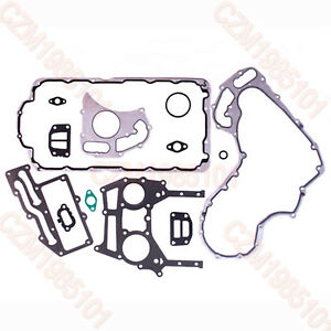 Gasket Kit For Gehl 7810 Skid Loader Build List Rh38009 Perkins 1104 Engine