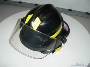 Cairns C mod Firefighting Helmet