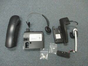 Mitel Complete Cordless Accessories Module Headset Charger Headset