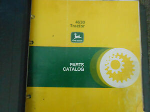 John Deere 4630 Tractor Parts Catalog In John Deere Black Roller lok Binde