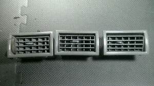 1988 Toyota Truck Dash Vents