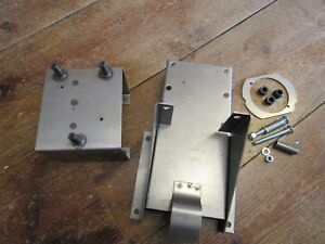 Jeep Willys M38 M38a1 Early Cj5 Us Made Spare Tire Carrier Correct