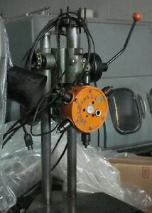 Burgmaster Production Drill Press